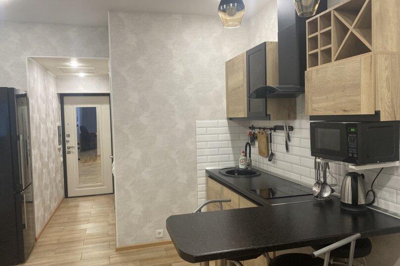 Апартаменты-студио в «ЖК Алмаз», улица Блюхера, 19 на 10 номеров - Фотография 98