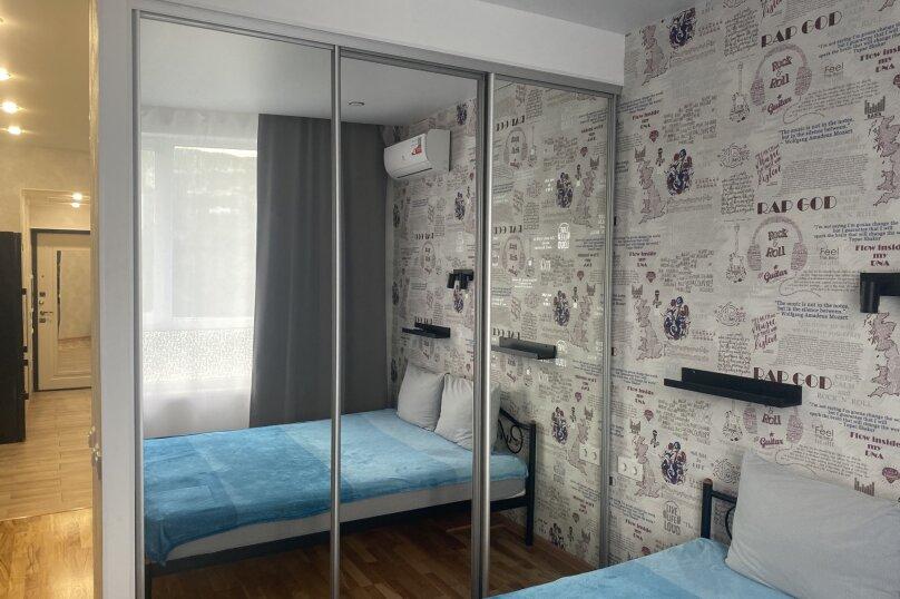 Апартаменты-студио в «ЖК Алмаз», улица Блюхера, 19 на 10 номеров - Фотография 100