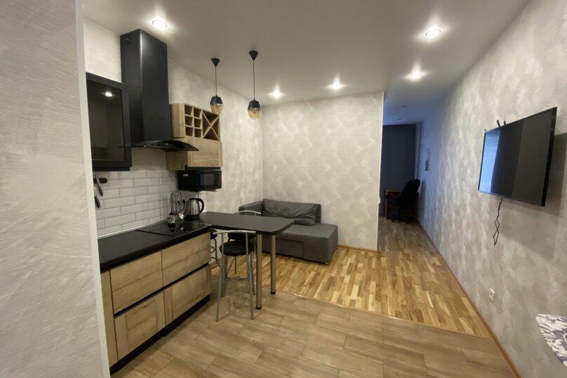 Апартаменты-студио в «ЖК Алмаз», улица Блюхера, 19 на 10 номеров - Фотография 108