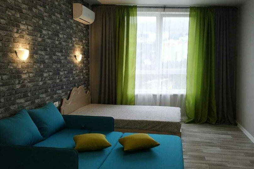 Апартаменты-студио в «ЖК Алмаз», улица Блюхера, 19 на 10 номеров - Фотография 54