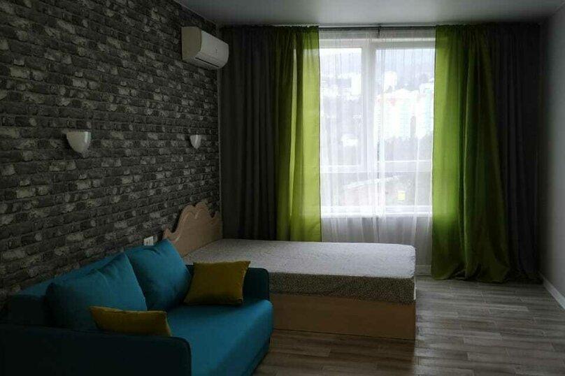 Апартаменты-студио в «ЖК Алмаз», улица Блюхера, 19 на 10 номеров - Фотография 55