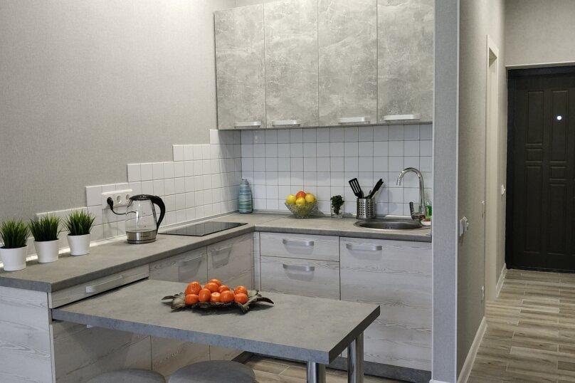 Апартаменты-студио в «ЖК Алмаз», улица Блюхера, 19 на 10 номеров - Фотография 56