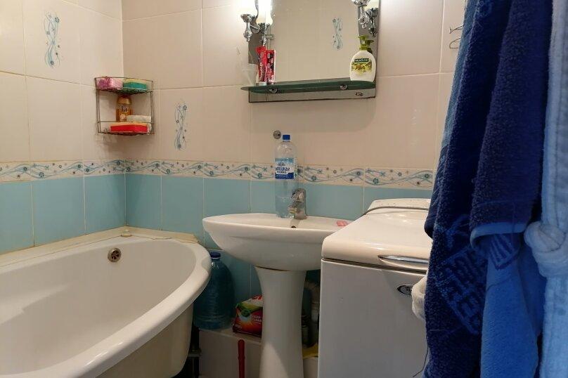 1-комн. квартира, 80 кв.м. на 3 человека, Строительная улица, 9, Бахчисарай - Фотография 6
