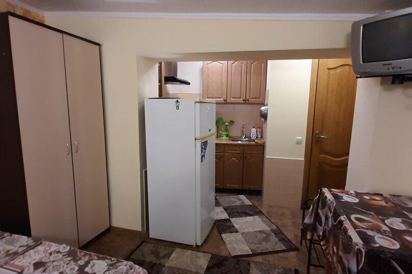 Домик с двориком на 2-3 человека, 15 кв.м. на 3 человека, 1 спальня, улица Васильченко, 7, Симеиз - Фотография 5