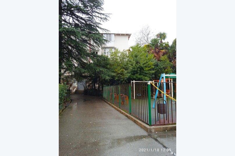 2-комн. квартира, 47 кв.м. на 5 человек, улица 50 лет СССР, 3, Хоста - Фотография 4