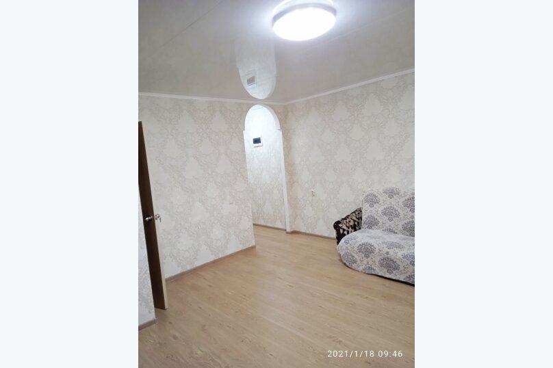 2-комн. квартира, 47 кв.м. на 5 человек, улица 50 лет СССР, 3, Хоста - Фотография 6