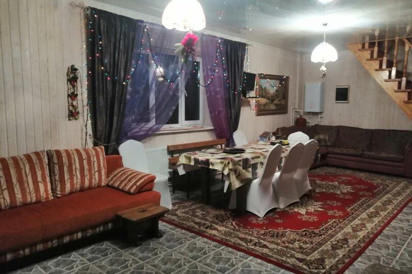 Дом с баней детской площадкой WI-FI, 150 кв.м. на 15 человек, 4 спальни, п. Неприе, 51, Осташков - Фотография 18
