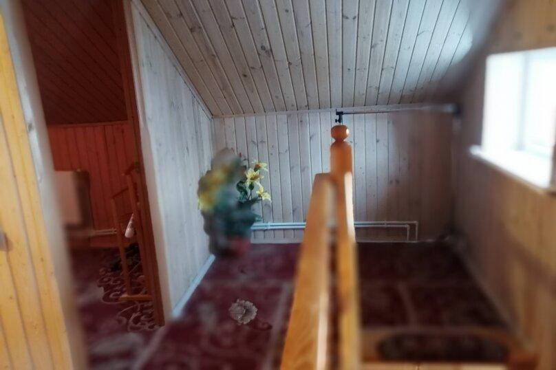 Дом с баней детской площадкой WI-FI, 150 кв.м. на 15 человек, 4 спальни, п. Неприе, 51, Осташков - Фотография 22