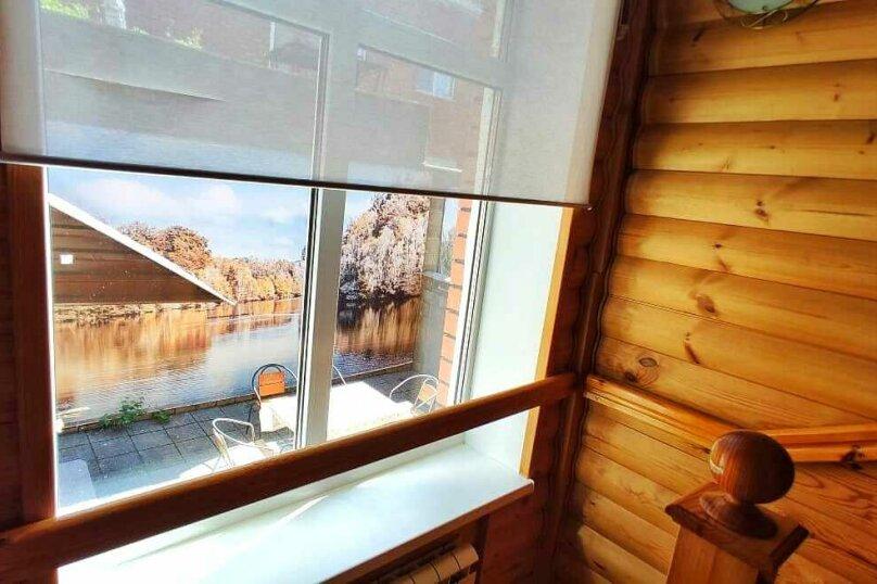 Дом, 106 кв.м. на 10 человек, 3 спальни, Курортная улица, 57, деревня Зеленая Поляна - Фотография 20