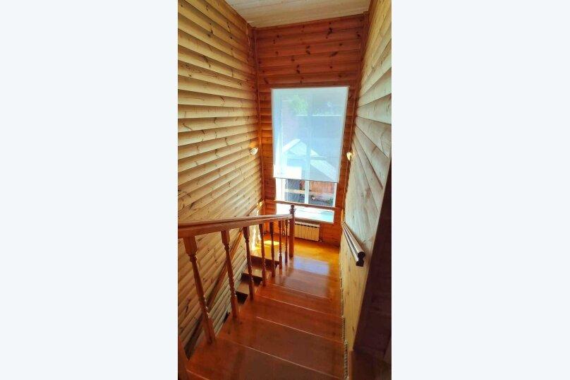 Дом, 106 кв.м. на 10 человек, 3 спальни, Курортная улица, 57, деревня Зеленая Поляна - Фотография 21