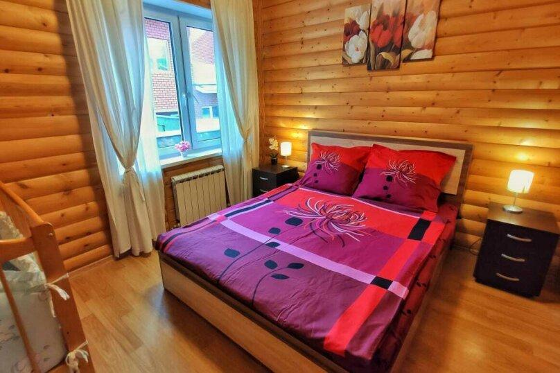 Дом, 106 кв.м. на 10 человек, 3 спальни, Курортная улица, 57, деревня Зеленая Поляна - Фотография 24