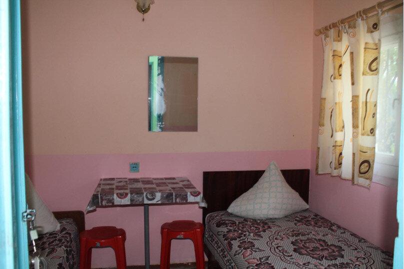 Деревянный домик на 1 комнату, Набережная улица, 54, Николаевка, Крым - Фотография 1