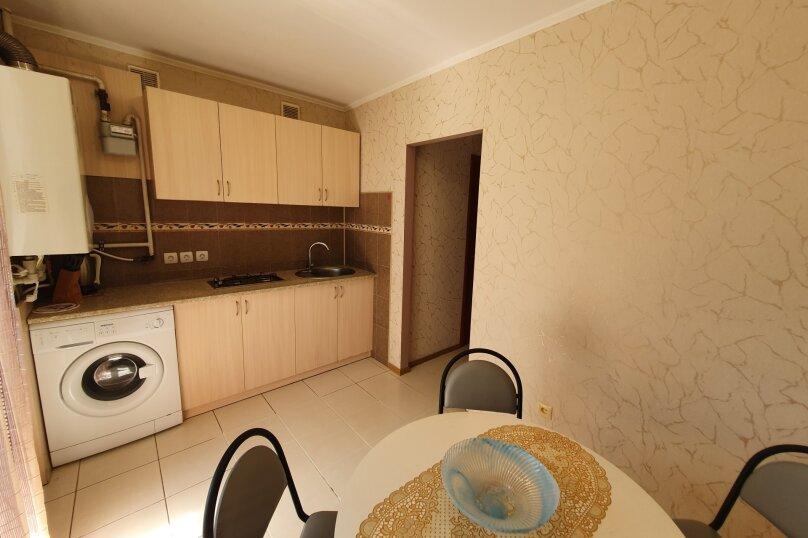 2-комн. квартира, 55 кв.м. на 4 человека, Крымская улица, 31, Феодосия - Фотография 9