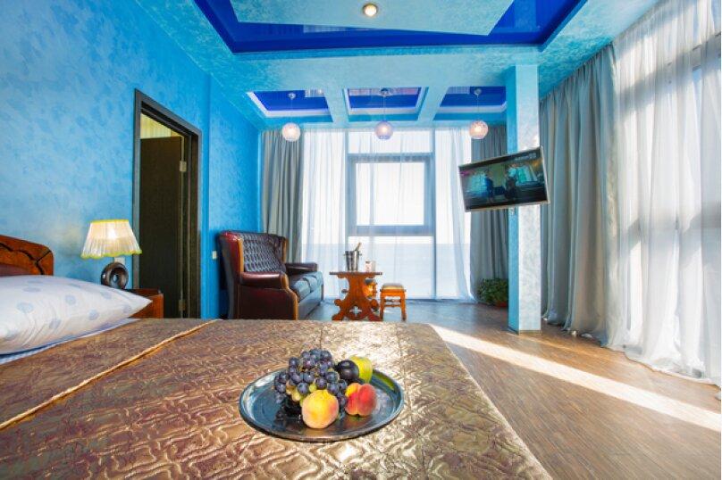 Отдельная комната, Набережная улица, 18А, Профессорский Уголок, Алушта - Фотография 1