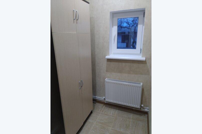 1-комн. квартира, 37 кв.м. на 3 человека, Пограничная улица, 18, Черноморское - Фотография 2
