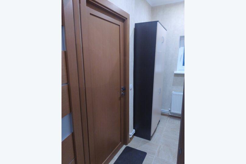 1-комн. квартира, 37 кв.м. на 3 человека, Пограничная улица, 18, Черноморское - Фотография 3