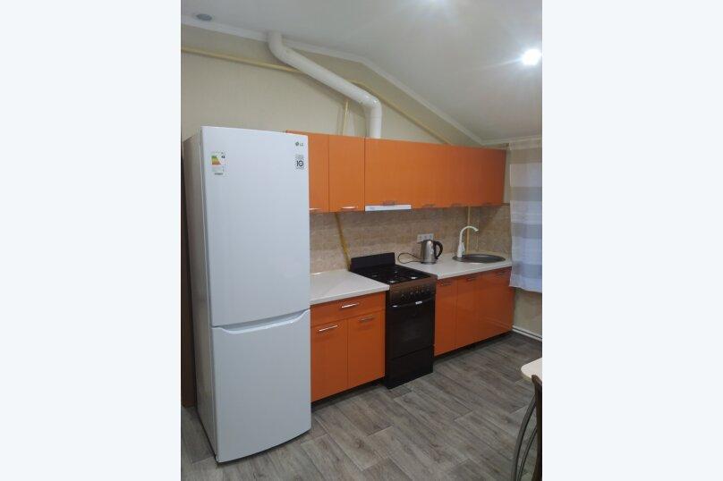 1-комн. квартира, 37 кв.м. на 3 человека, Пограничная улица, 18, Черноморское - Фотография 5