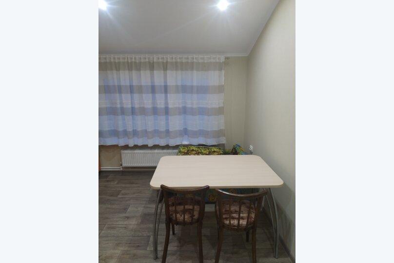 1-комн. квартира, 37 кв.м. на 3 человека, Пограничная улица, 18, Черноморское - Фотография 7