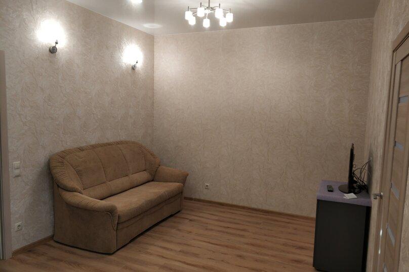 2-комн. квартира, 45 кв.м. на 4 человека, улица Тимирязева, 73/1, Новосибирск - Фотография 3