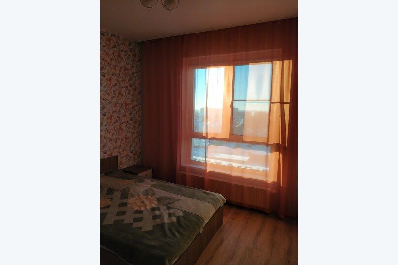 2-комн. квартира, 45 кв.м. на 4 человека, улица Тимирязева, 73/1, Новосибирск - Фотография 7