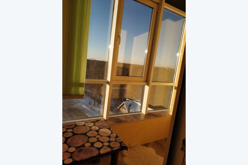 2-комн. квартира, 45 кв.м. на 4 человека, улица Тимирязева, 73/1, Новосибирск - Фотография 14