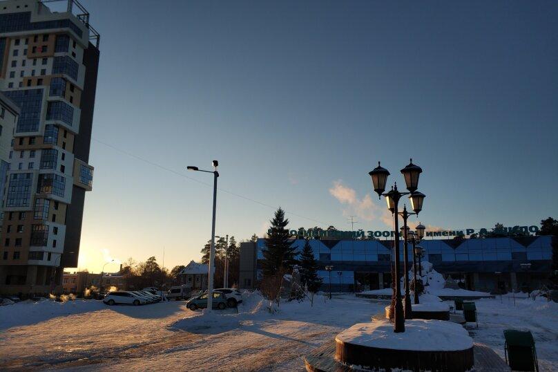 2-комн. квартира, 45 кв.м. на 4 человека, улица Тимирязева, 73/1, Новосибирск - Фотография 15