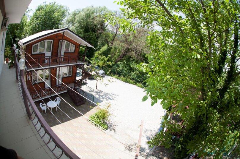 Семейный двухкомнатный номер с лоджией и балконом, Казачья улица, 9, Архипо-Осиповка - Фотография 6