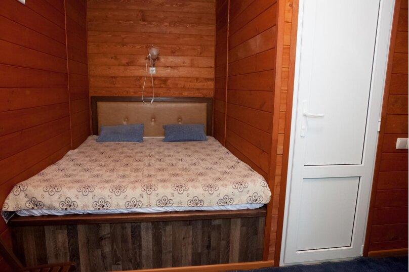 Двухместная комната  в деревянном срубе, Казачья улица, 9, Архипо-Осиповка - Фотография 2