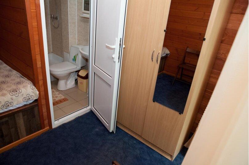 Двухместная комната  в деревянном срубе, Казачья улица, 9, Архипо-Осиповка - Фотография 3