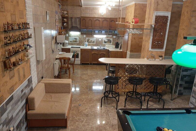 Первый этаж в трехэтажном доме, 75 кв.м. на 6 человек, 1 спальня, Целинная улица, 14/8, Сочи - Фотография 31