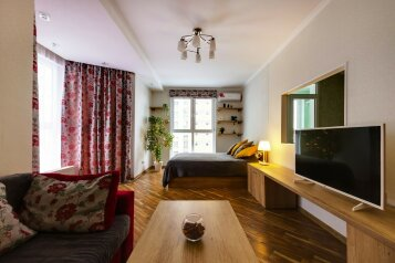 1-комн. квартира, 44 кв.м. на 4 человека, Красная улица, 176лит2, Краснодар - Фотография 1
