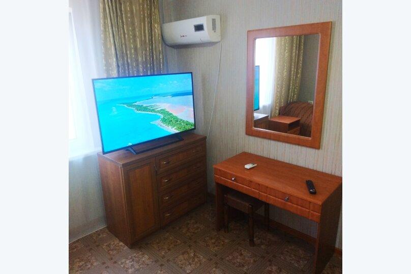 Хорошенький домик у моря, 50 кв.м. на 6 человек, 2 спальни, Алупкинское шоссе, 74Б, Гаспра - Фотография 5