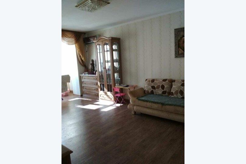 2-комн. квартира на 4 человека, Сырникова , 20,кв 42, Мирный, Крым - Фотография 5