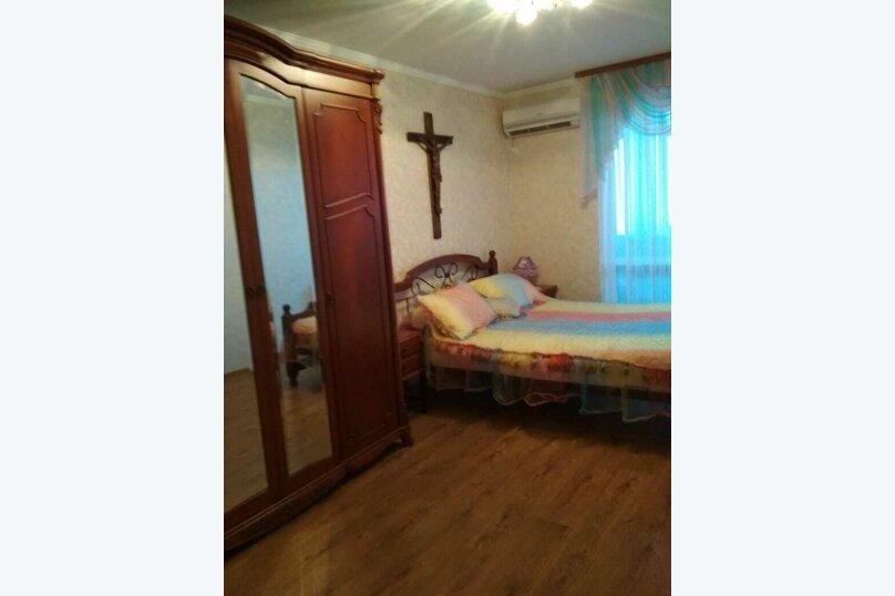 2-комн. квартира на 4 человека, Сырникова , 20,кв 42, Мирный, Крым - Фотография 6
