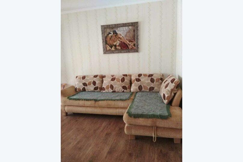 2-комн. квартира на 4 человека, Сырникова , 20,кв 42, Мирный, Крым - Фотография 7