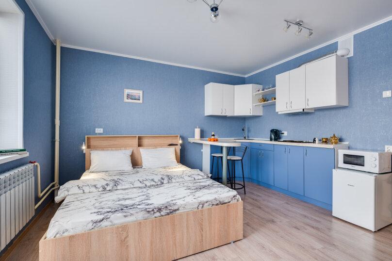 1-комн. квартира, 27 кв.м. на 2 человека, Набережная улица, 5А, Челябинск - Фотография 2