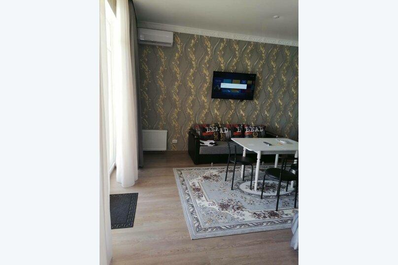 1-комн. квартира, 54 кв.м. на 5 человек, Симферопольская улица, 2Ф, Евпатория - Фотография 25