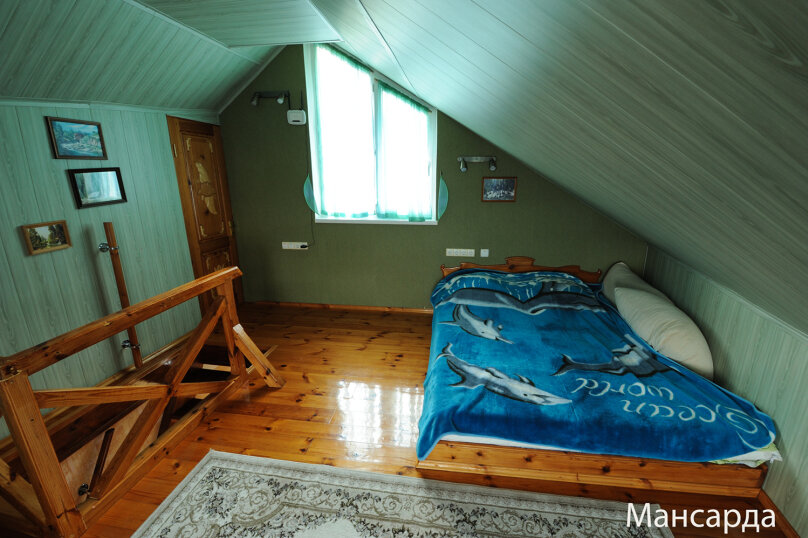 Сдам дом у моря в Алупке, 140 кв.м. на 8 человек, 3 спальни, Приморская улица, 1, Алупка - Фотография 21