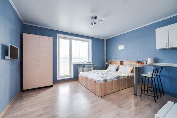 1-комн. квартира, 27 кв.м. на 2 человека, Набережная улица, 5А, Челябинск - Фотография 1