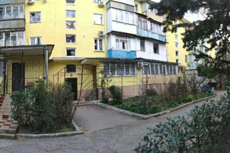 2-комн. квартира, 45 кв.м. на 5 человек, Солнечная улица, 7, Партенит - Фотография 2