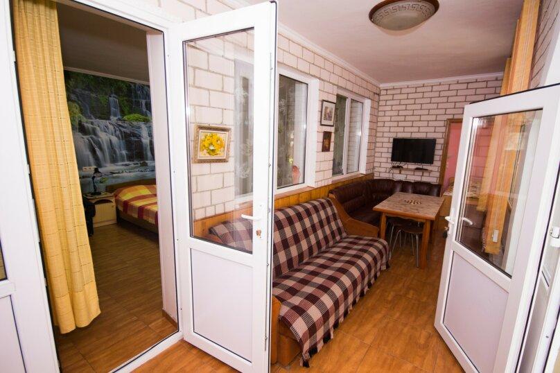 """Дом для отдыха """"Каталония"""", 120 кв.м. на 7 человек, 2 спальни, Заводская улица, 28, Анапа - Фотография 21"""