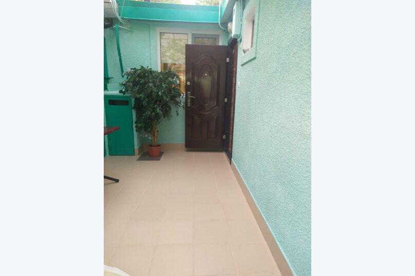 Дом, 45.6 кв.м. на 6 человек, 2 спальни, Пролетарская улица, 7, Гурзуф - Фотография 1