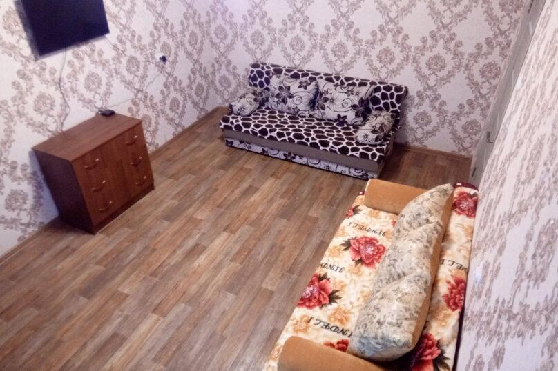 3-комн. квартира, 63 кв.м. на 6 человек, Приморский бульвар, 11, Тольятти - Фотография 1