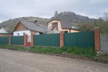 Дом, 100 кв.м. на 6 человек, 3 спальни, Зелёная ул., 49, село Дачное - Фотография 1