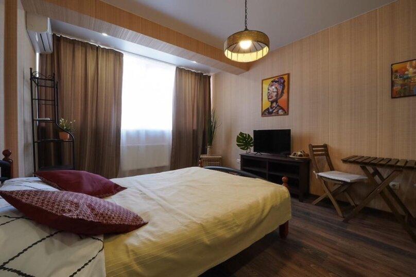 1-комн. квартира, 25 кв.м. на 2 человека, Кореновская улица, 2к4, Краснодар - Фотография 2