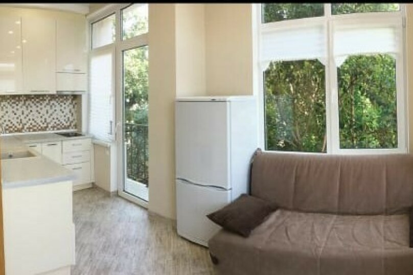 1-комн. квартира, 31 кв.м. на 3 человека, улица Лескова, 25, Адлер - Фотография 4