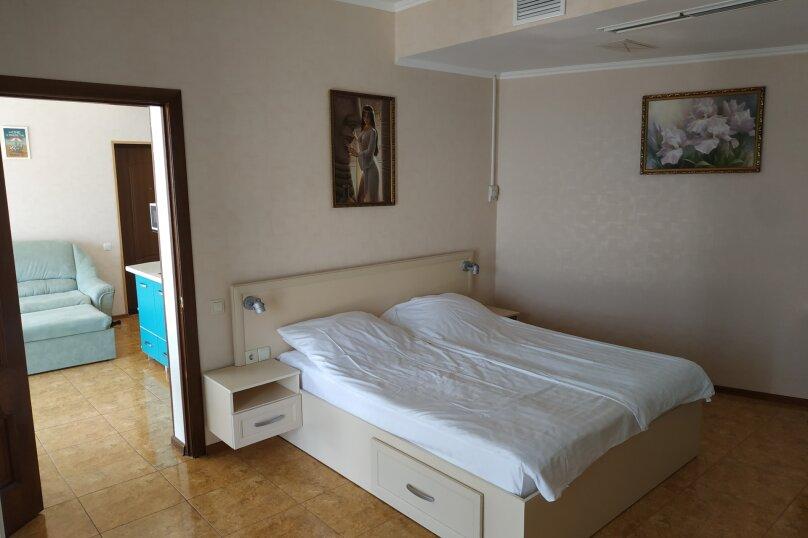 2-комн. квартира, 51 кв.м. на 4 человека, Алупкинское шоссе, 12, Курпаты, Ялта - Фотография 46