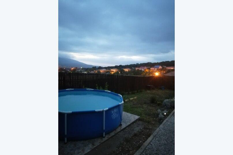 Дом под ключ с баней и бассейном, 80 кв.м. на 7 человек, 2 спальни, Новая, 25, село Марьина Роща, Геленджик - Фотография 19