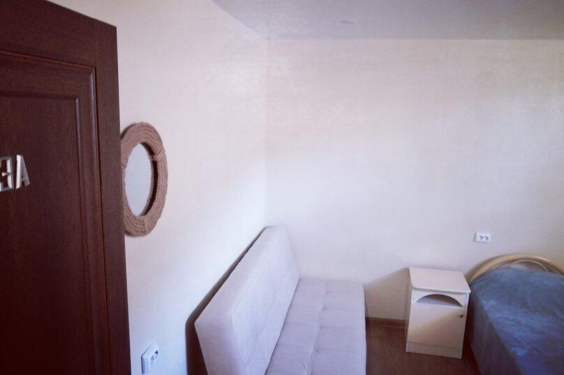2-х комнатный номер с ванной комнатой, Северная улица, 7, Дивноморское - Фотография 1
