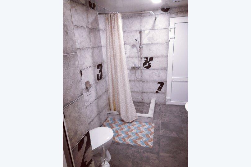 2-х комнатный номер с ванной комнатой, Северная улица, 7, Дивноморское - Фотография 6